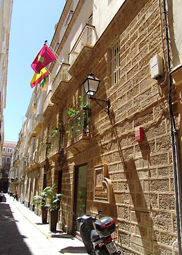 Hotel Argantonio - Cádiz