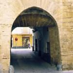 Arco y capilla del Pópulo