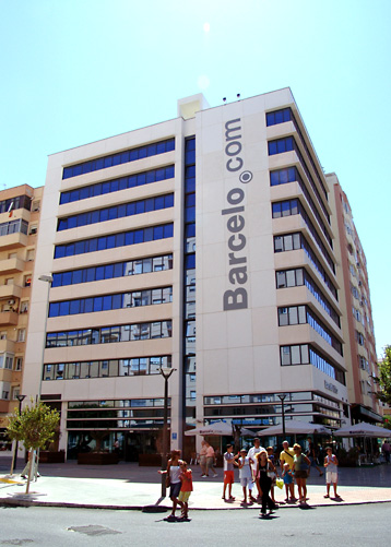 Hotels cadiz s conference centre cadiz s conference centre for Barcelo paris hotels