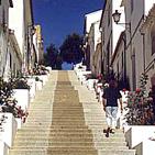 Ruta de los pueblos blancos - Algar