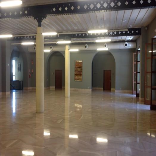 Area de Exposiciones Primera Planta 2